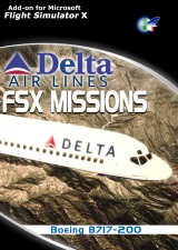 PERFECT FLIGHT - FSX MISSIONS - DELTA B717-200