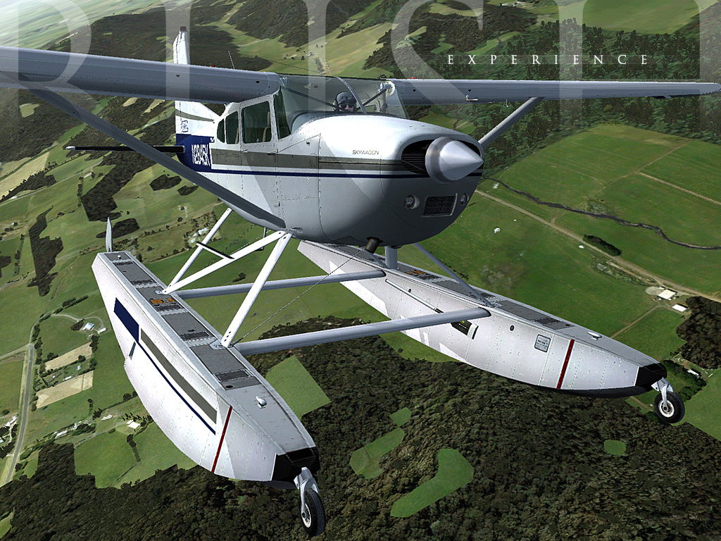CARENADO - C185F SKYWAGON BUSH FSX P3D