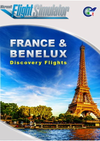 PERFECT FLIGHT - FRANCE & BENELUX – DISCOVERY FLIGHTS MSFS