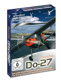 AEROSOFT - DIGITAL AVIATION DO-27 X (DOWNLOAD)