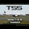 TURBINE SOUND STUDIOS - BOEING 777 GE-90 SOUNDPACK FOR FS2004