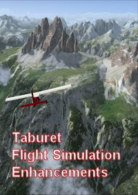 TABURET - FSX P3D NIGHT 3D CANADA QUEBEC