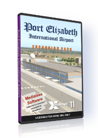 NMG SIMULATIONS - PORT ELIZABETH INTERNATIONAL AIRPORT X-PLANE 11