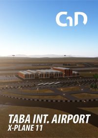 CHUDOBA DESIGN - TABA INTERNATIONAL AIRPORT (HETB) FOR X-PLANE 11