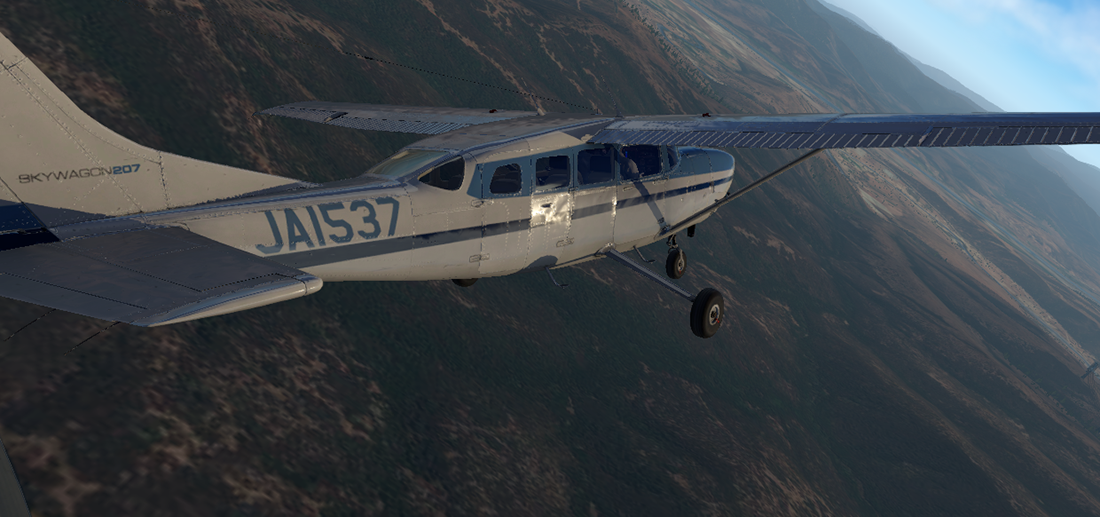 ALABEO - C207 SKYWAGON X-PLANE 11