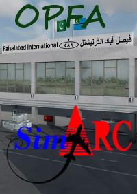 SIMARC - FAISALABAD INTERNATIONAL AIRPORT OPFA - P3DV4.4+