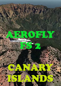 TABURET - AEROFLY FS2 CANARY ISLANDS V2