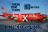 TURBINE SOUND STUDIOS - BOEING 737 CFM56-7B HD SOUNDPACK FSX