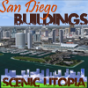 SCENIC UTOPIA - SAN DIEGO BUILDINGS