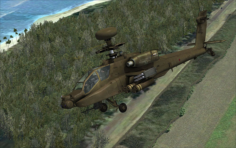 VIRTAVIA - AH-64D APACHE LONGBOW STEAM EDITION DLC