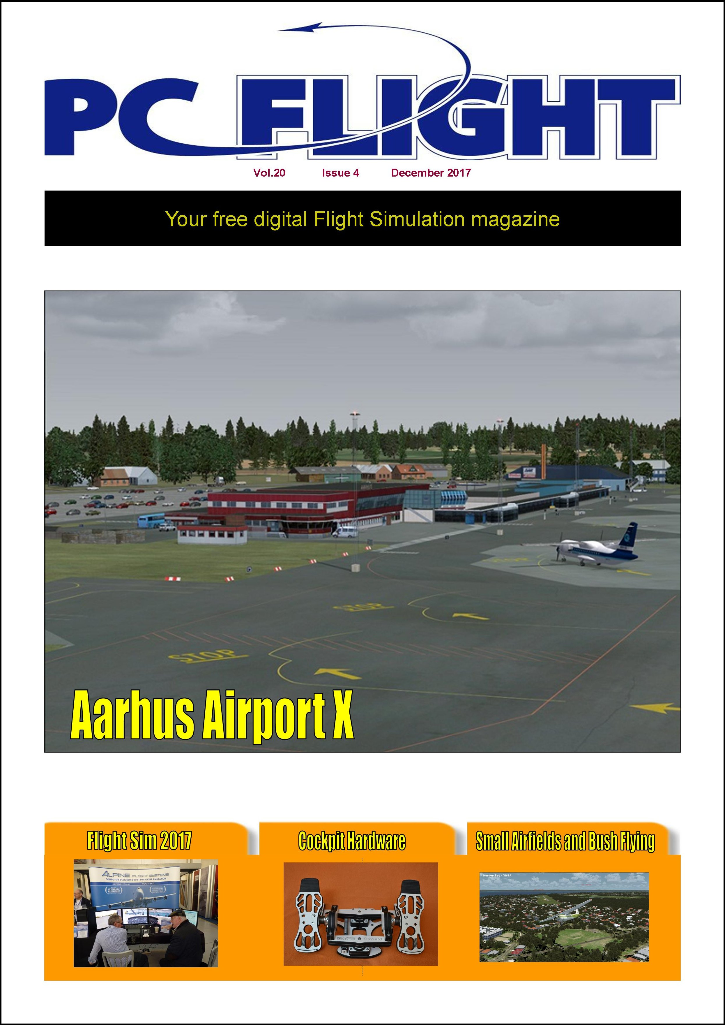 PC FLIGHT ISSUE 4 DECEMBER 2017 - FREE