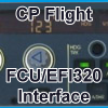 FEELTHERE - CP FLIGHT FCU320 AND EFI320 INTERFACE FS2004