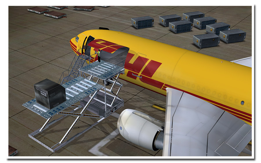 AEROSOFT - SIMCHECK AIRBUS A300B4-200 (DOWNLOAD)