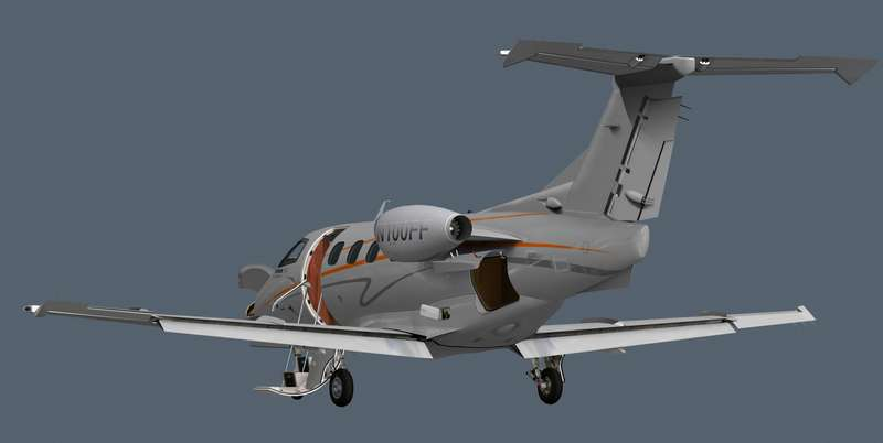 FEELTHERE - EMBRAER PHENOM 100