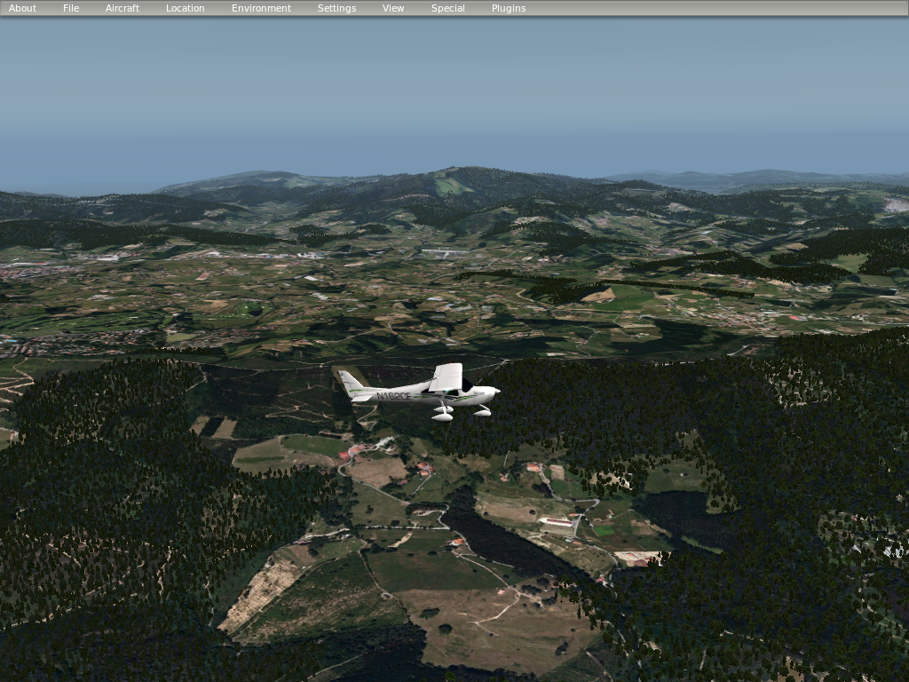 TABURET - VIZCAYA PHOTOREALISTIC FOR X-PLANE 10