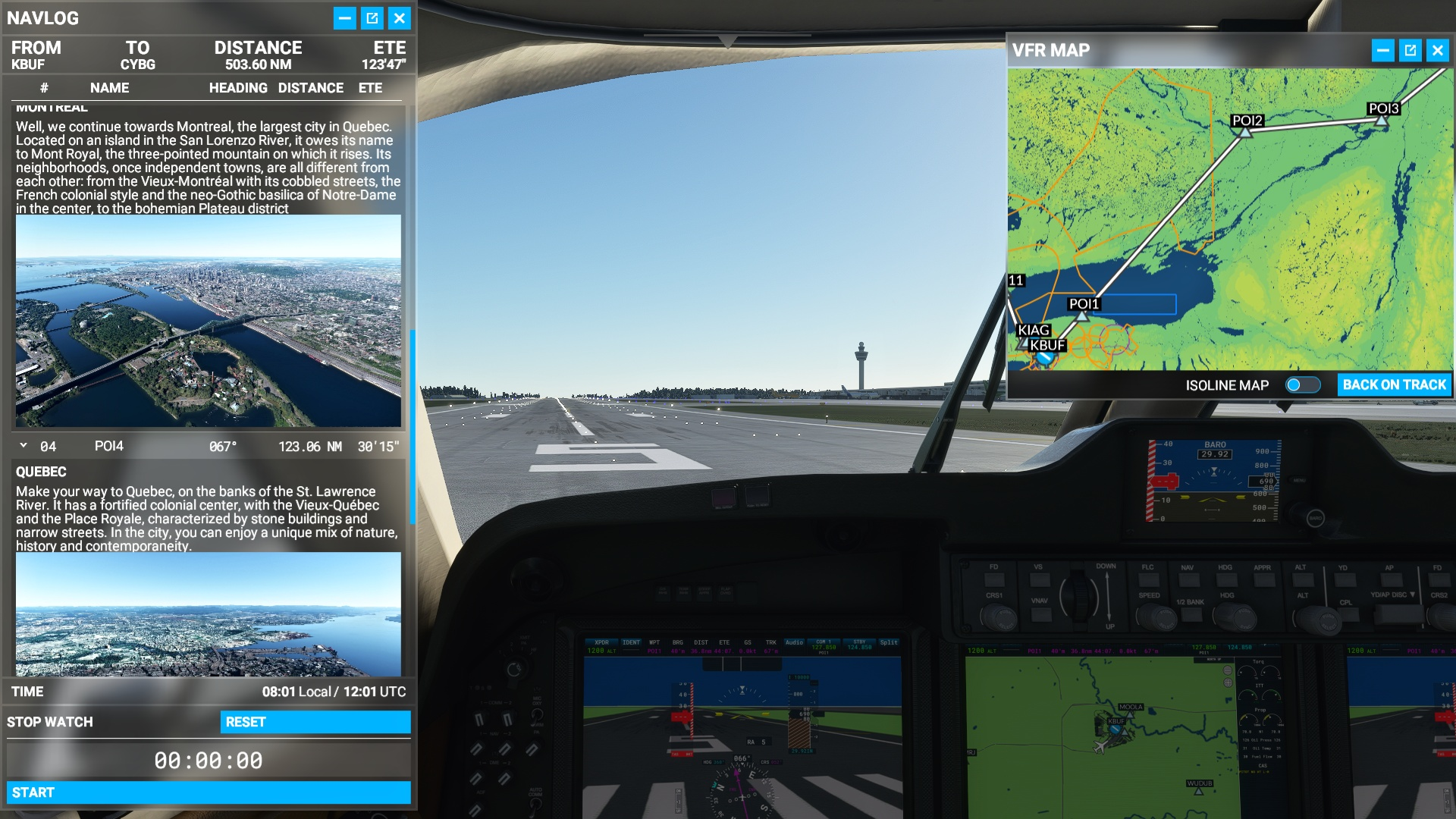PERFECT FLIGHT - CROSSING THE WORLD MSFS