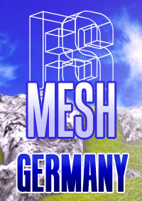 FRANCEVFR - NEXT MESH EUROPE GERMANY FSX, FSX:SE AND P3D V2.0 TO V2.5