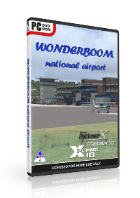 NMG - WONDERBOOM AIRPORT FSX P3D X-PLANE 10