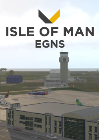 BOUNDLESS - ISLE OF MAN (EGNS) AIRPORT XP11 V2.0