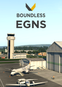 BOUNDLESS - ISLE OF MAN (EGNS) RONALDSWAY AIRPORT X-PLANE 11