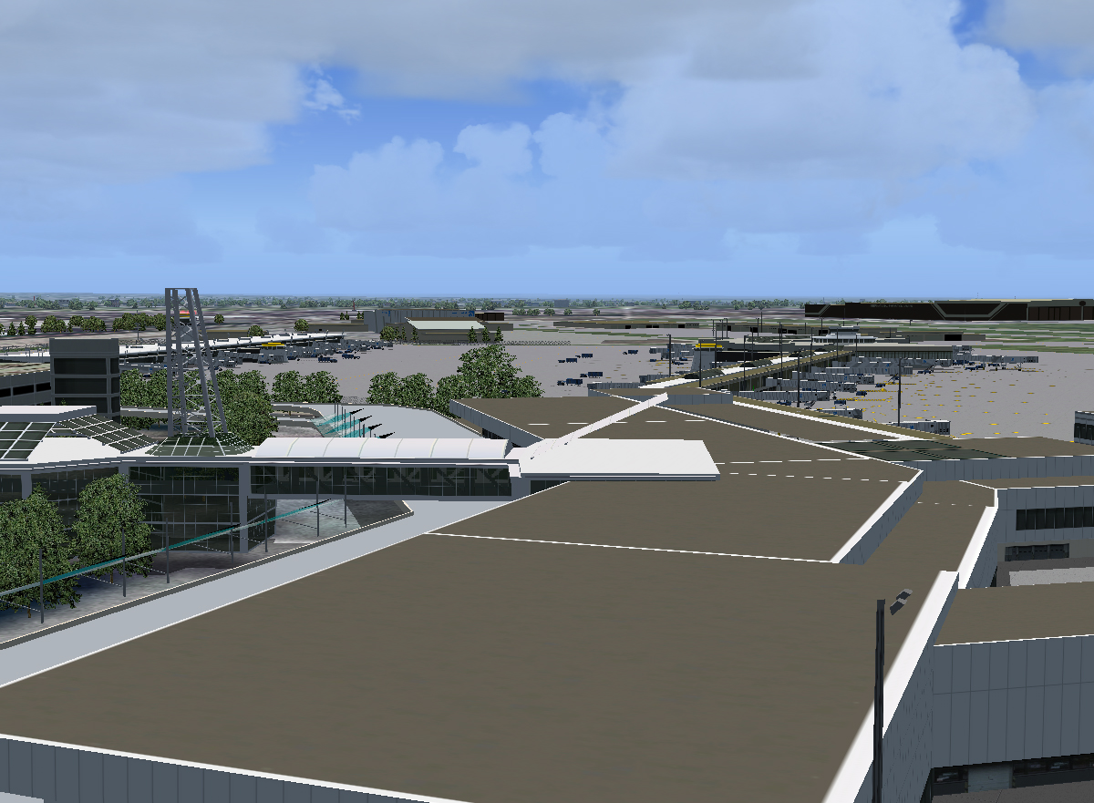 BLUEPRINT - CLEVELAND HOPKINS INTL KCLE FS2004