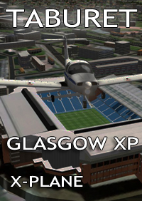 TABURET - GLASGOW XP FOR X-PLANE 10