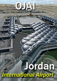 ARMI PROJECT - OJAI QUEEN ALIA INTERNATIONAL AIRPORT JORDAN P3D5