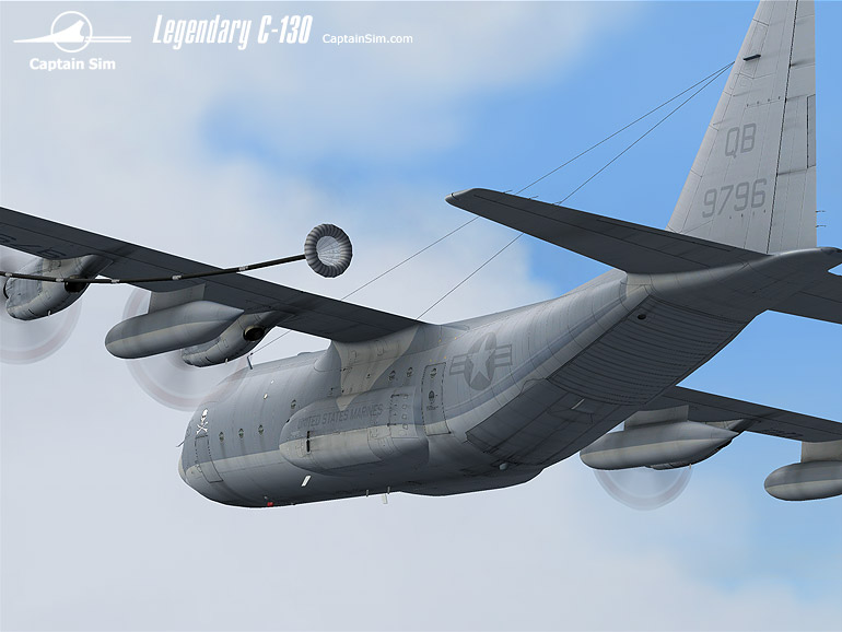CAPTAIN SIM - KC-130 EXPANSION MODEL