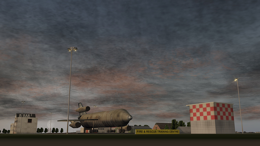 AEROSOFT - AIRPORT AMSTERDAM FOR X-PLANE 10 (DOWNLOAD)