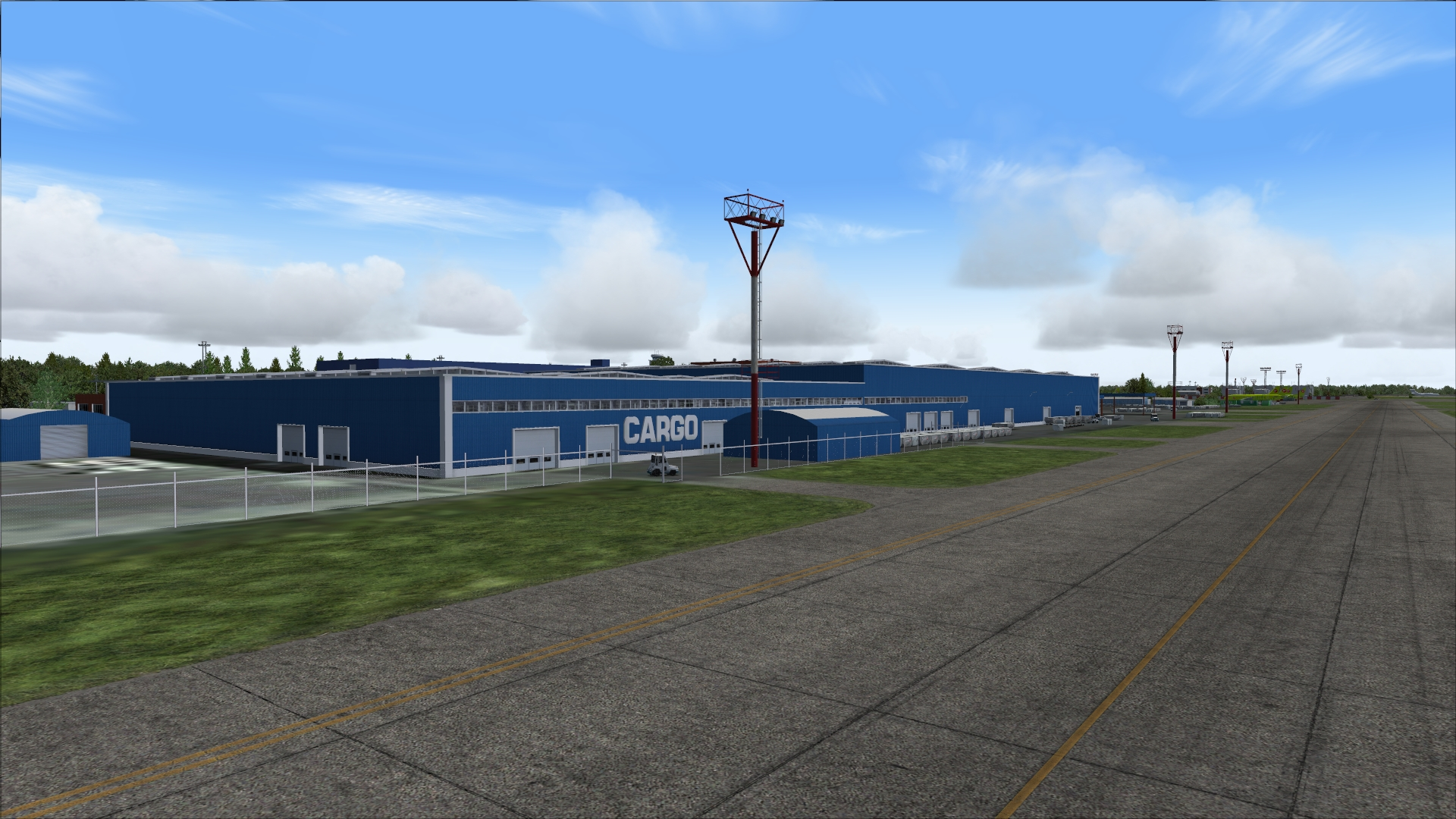 MDESIGN - MOSCOW DOMODEDOVO AIRPORT UUDD FS2004