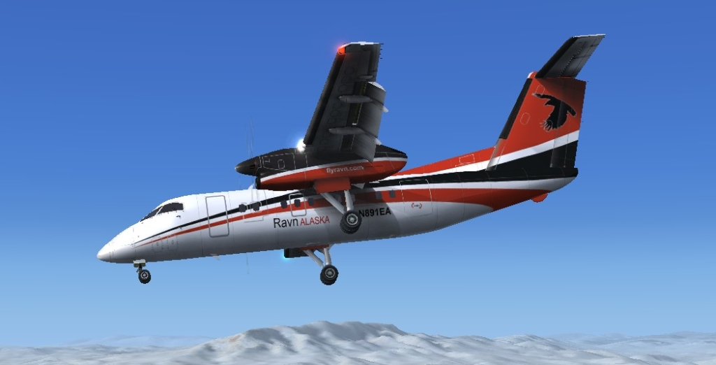 VIRTUALCOL - DASH 8 SERIES X FSX P3D