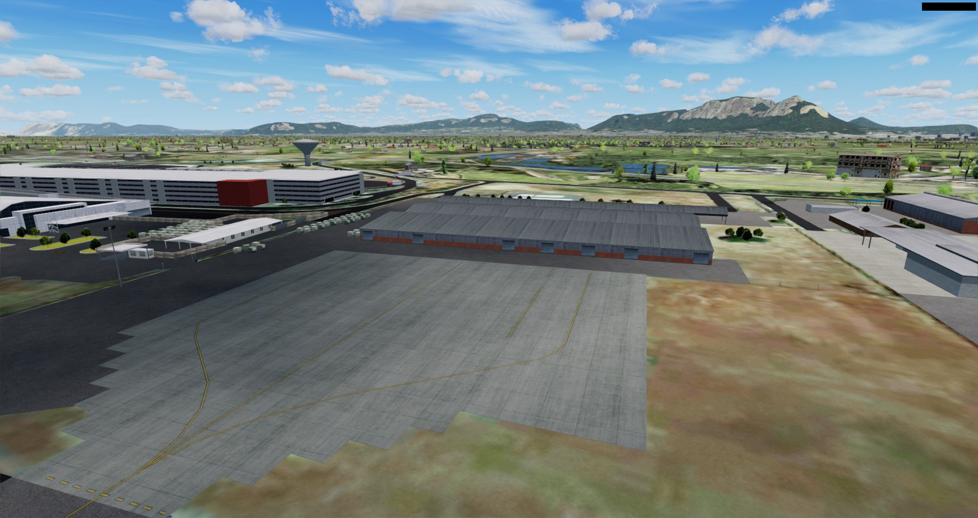 NMG SIMULATIONS - CAPE TOWN INTL AIRPORT V5.0.2 P3D5