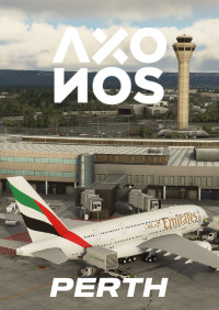 AXONOS - YPPH PERTH INTERNATIONAL AIRPORT MSFS