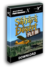 AEROSOFT - SAHARA DESERT FLY-IN FSX (DOWNLOAD)