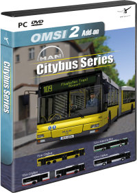 OMSI 2 - ADD-ON MAN CITYBUS SERIES