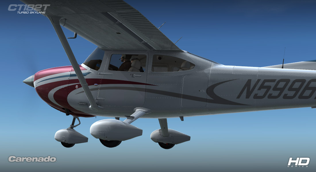 CARENADO - CT182T SKYLANE G1000 HD SERIES FSX P3D V2