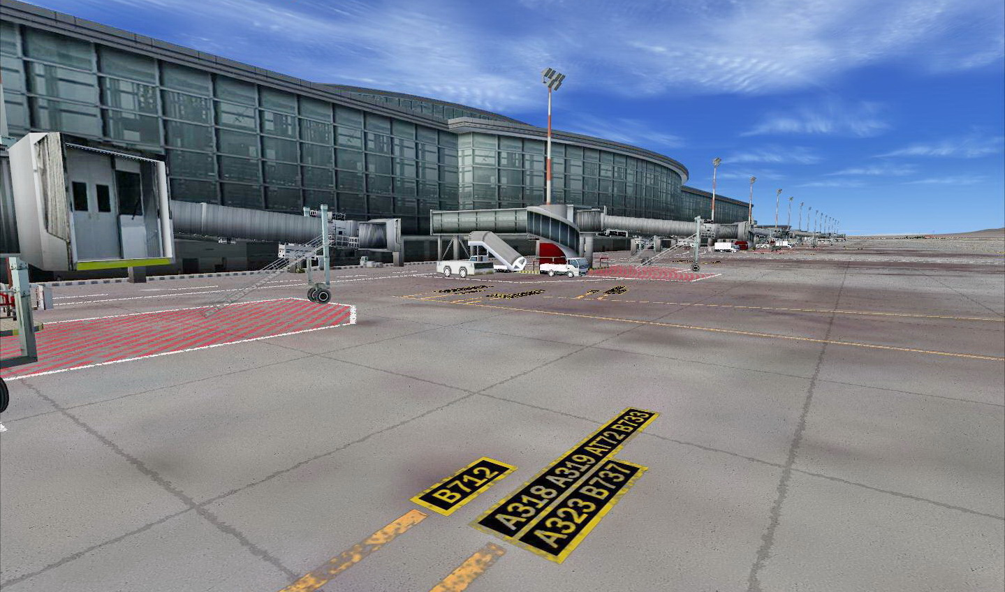 ARMI PROJECT - TEHRAN IMAM KHOMEINI INTERNATIONAL AIRPORT OIIE P3D