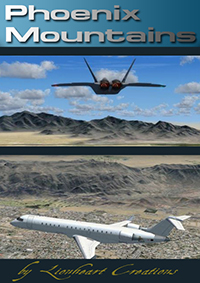 LIONHEART CREATIONS - PHOENIX MOUNTAINS FSX P3D