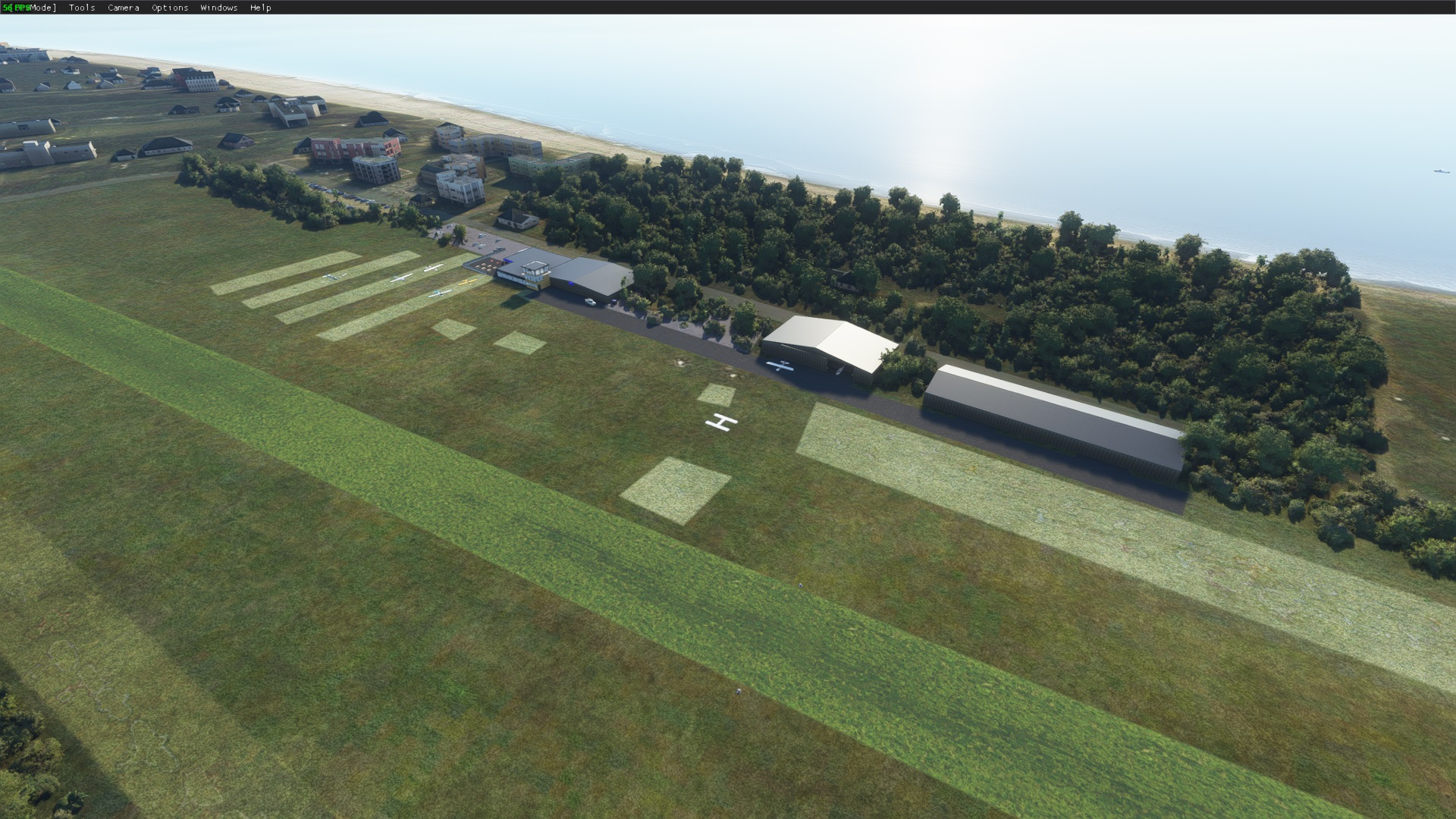 FLIGHTSIM.CENTER - EDXW, EDXY, EDXH BUNDLE 3 AIRFIELD/AIRPORT PACK MSFS