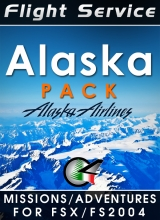 PERFECT FLIGHT - FLIGHT SERVICE - ALASKA PACK