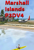 PACIFIC ISLANDS SIMULATION - 马绍尔群岛 P3D