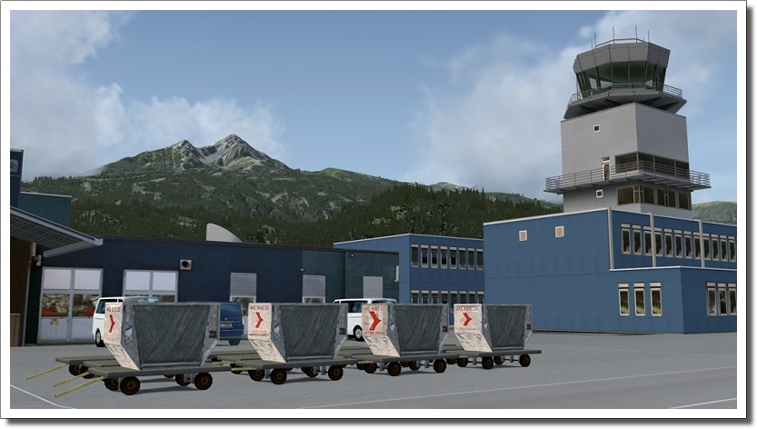 AEROSOFT - APPROACHING INNSBRUCK (DOWNLOAD)