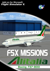 PERFECT FLIGHT -  MISSIONS – ALITALIA B737-800 FSX