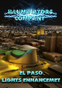 ILLUMINATORS - EL PASO (TEXAS)NIGHT LIGHT ENHANCED MSFS