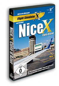AEROSOFT - NICE COTE D'AZUR X (DOWNLOAD)