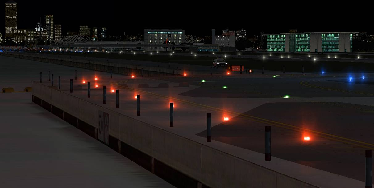 UK2000 SCENERY - LONDON CITY XTREME EGLC FSX P3D FS2004