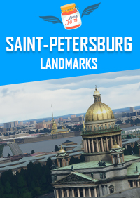 AVIAJAM PRODUCTION - SAINT-PETERSBURG LANDMARKS - MSFS