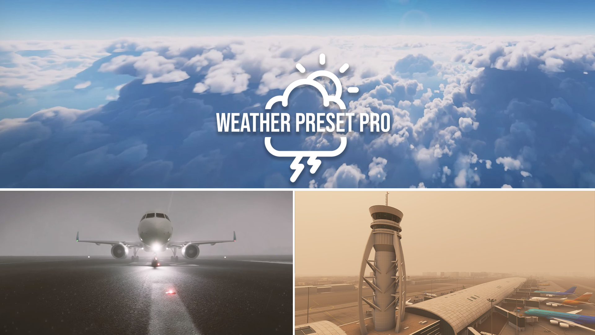 SOFLY LTD - WEATHER PRESET PRO FOR MSFS
