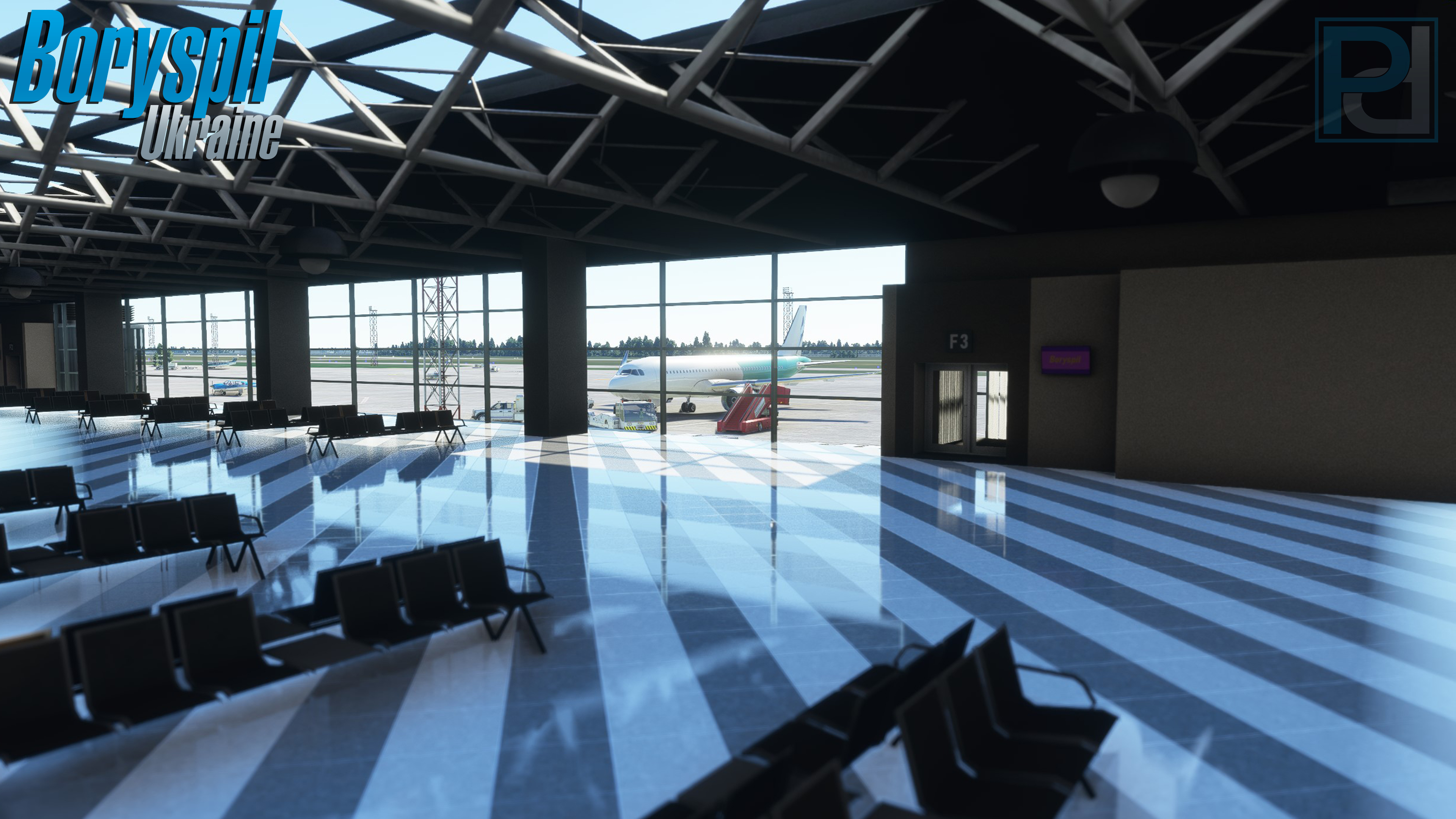 PYREEGUE DEV CO. - BORYSPIL INTL AIRPORT MSFS