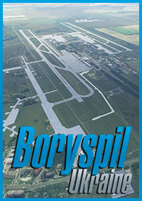 BORYSPIL INTL AIRPORT MSFS